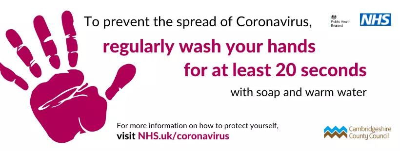 Corona Virus Advice